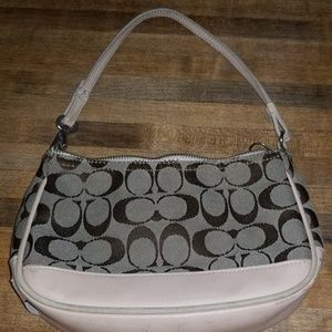 Mini Coach shoulder bag